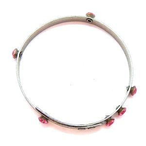 THUNDERBIRD ROSEBUD BANGLE NEW